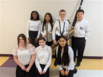 All County Band Results