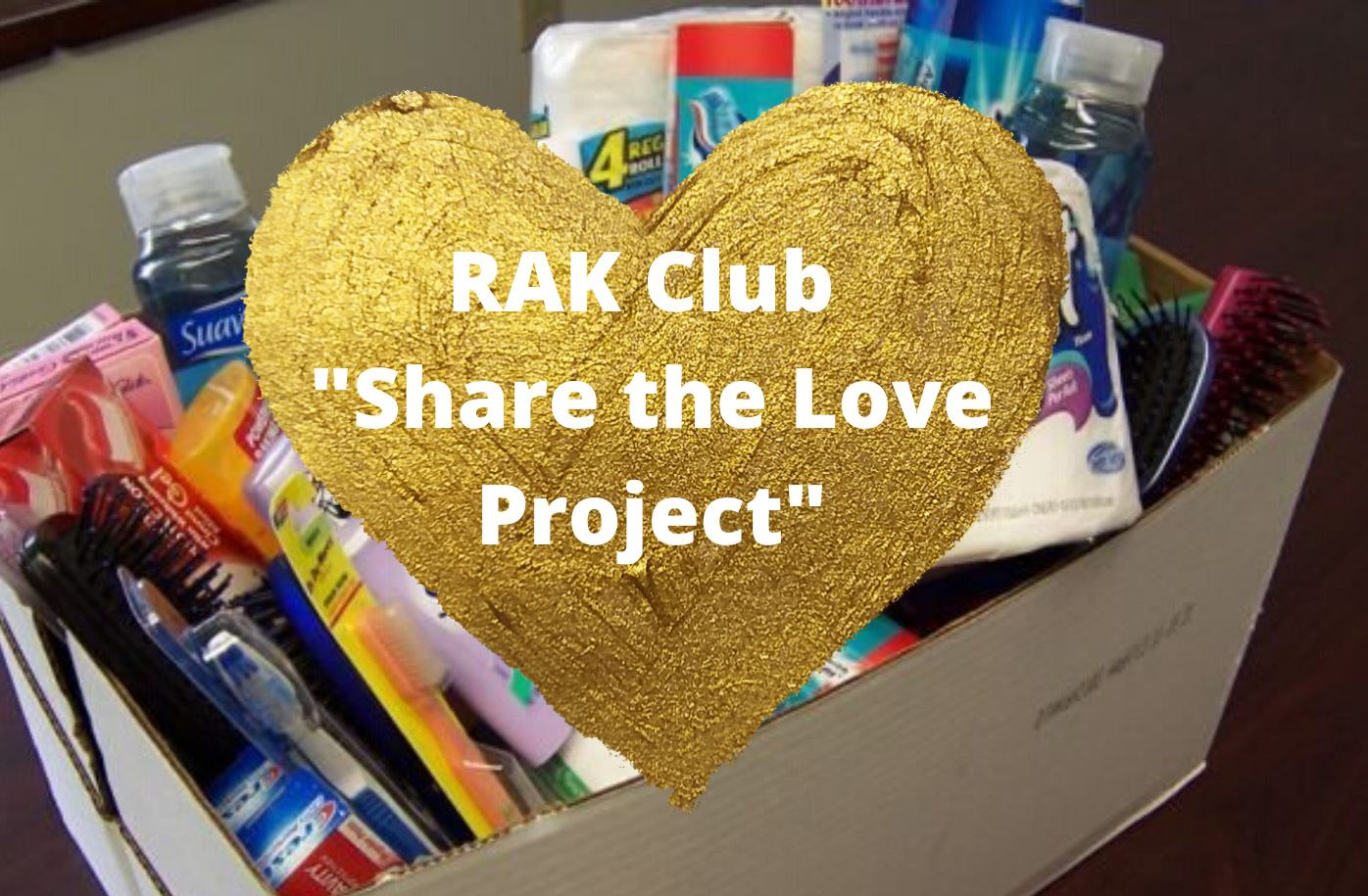 RAK CLUB February Project