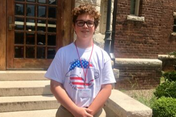 Clayton High Student attends Tar Heel Boys State