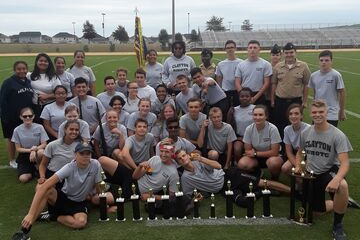 NJROTC Places First
