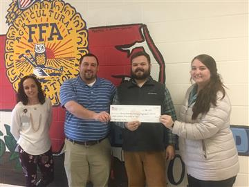 CvHS FFA cashes in BIG!