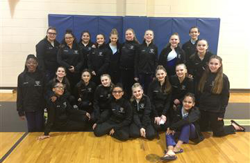 Winterguard Wins 1st Place