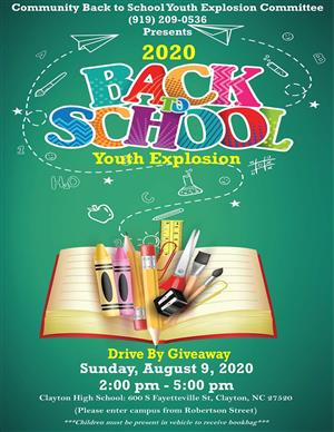 """Back to School Youth Explosion"""