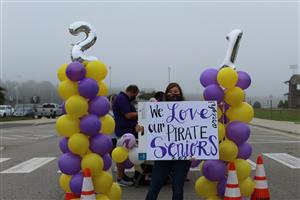 We love our senior pirates
