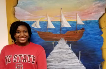 Mya McDowell Earns Goodnight Scholars Program Selection at NC State