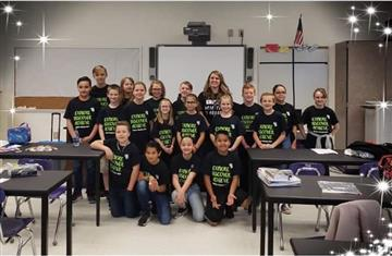 CHES Science Olympiad Team