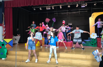 Upcoming Seussical Production
