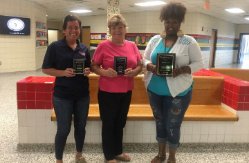 FOES Busdrivers Recognized