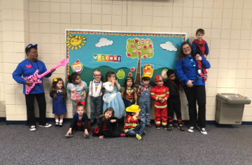 Photo of Pre-K Class