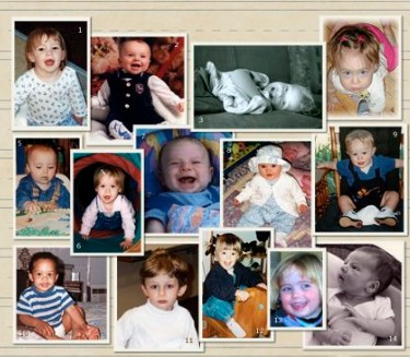 baby picture examples