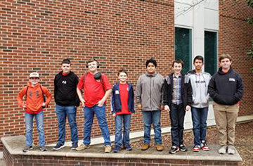 FOMS FFA Competes in BioTechnology
