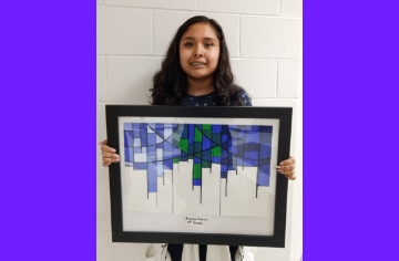 Swift Creek Art Students Recognized