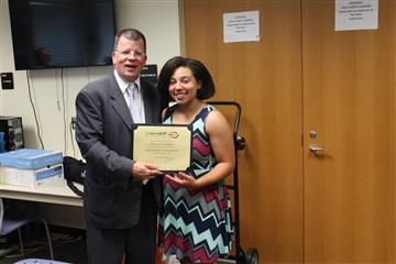 Makyla Brewington Wins NC Golden Leaf Scholarship