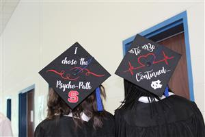 Decorated Caps
