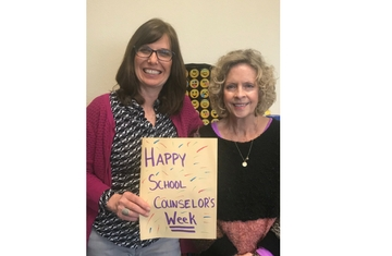 MCES Thanks Our Counselors!