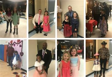 Father Daughter Dance Continued
