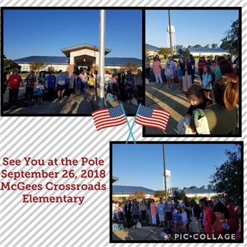 See you at the pole!