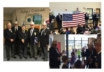 Johnston County  Veterans Visit