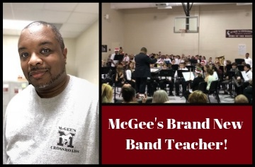 MXMS Welcomes New Band Instructor