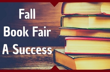 Fall Book Fair Update