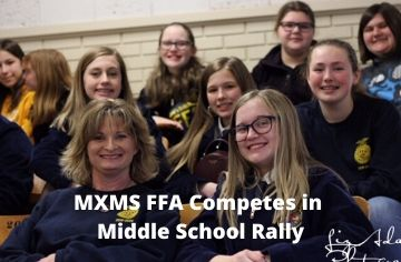 MXMS FFA Does Well in Competition