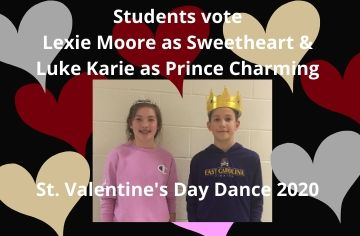 Mustangs Proud: St. Valentine's Day Dance 2020