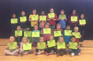 November Character Trait Students