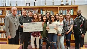 NJHS JOCO Teen Drivers Win 2nd in Best Practices