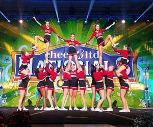 CANAM Nationals Results for NOJO Cheer