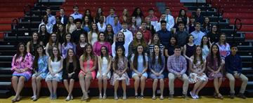 NJHS National Honor Society 2018 Induction