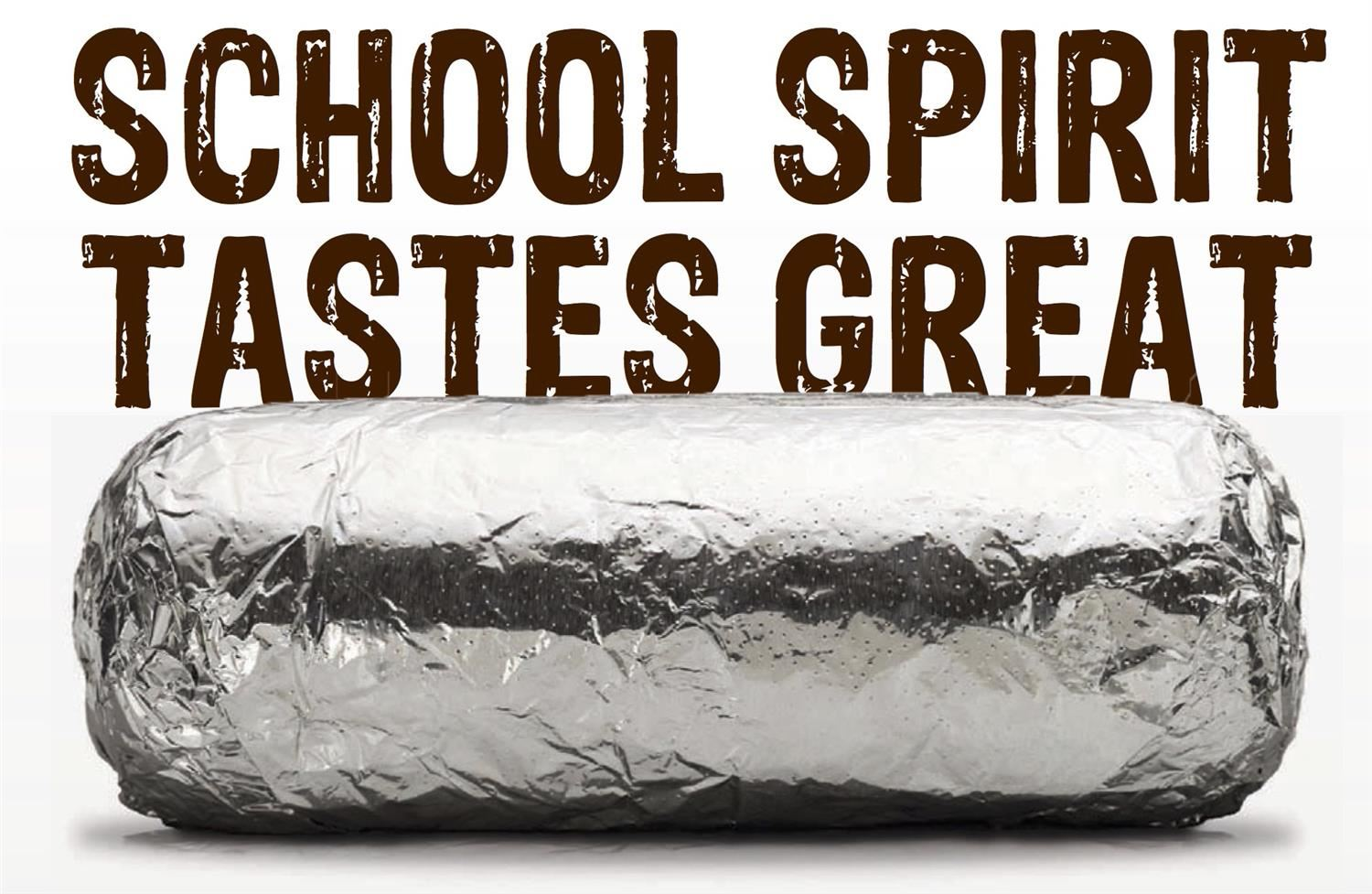 PTA Spirit Night at Chipotle in Smithfield