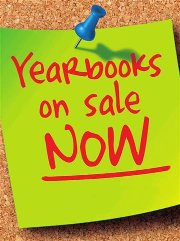 NJMS Yearbooks on Sale Until Friday, May 29th