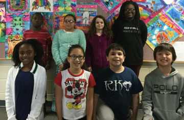 Students Recognized in December