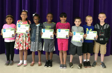 iReady Awards for April