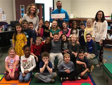 Raynor receives grant