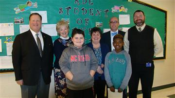 School Board Visits RDE