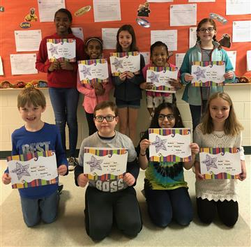 RDE Student of the Month: March