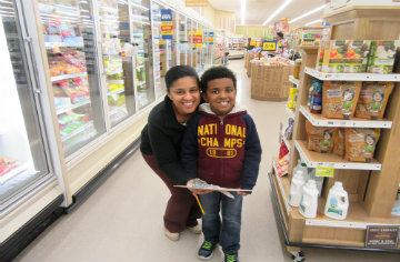 Food Lion Family Math Night