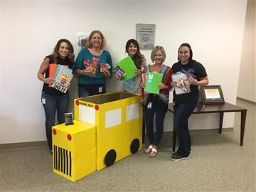 School supplies donated to RDE