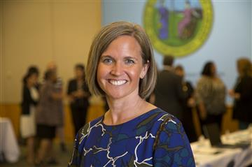 Governor's Teacher Advisory Committee Profile: Kimberley Strickland