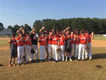 Baseball Team Wins Conference Title