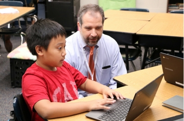 Google, JCPS team up to share innovative ideas