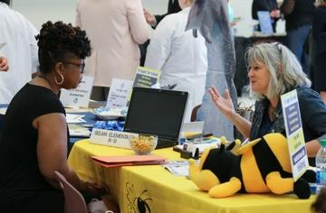 JCPS Job Fair draws crowd of applicants