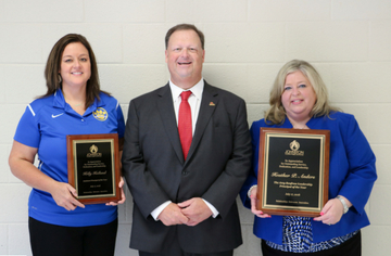 JCPS names Principal and Assistant Principal of the Year