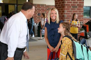 JCPS Superintendent continues 200-mile first day tradition