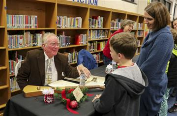 JCPS community focuses on literacy with JOCO Reads event