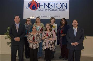 JCPS honors 2019 Employees of the Year