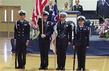 Smithfield-Selma community remembers 9/11