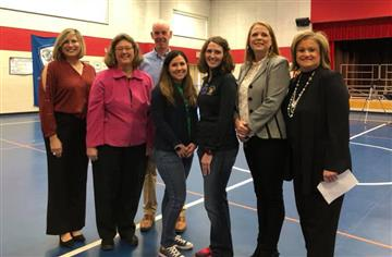 West Clayton Elementary celebrates 50 years of education