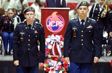 JCPS honors local veterans